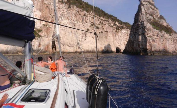 Mitsegeln Griechenland Korfu. Segeltörn Korfu