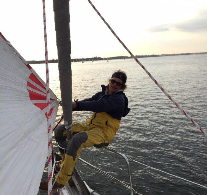 Regatta Segeln ab Stralsund