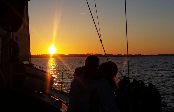 Abendfahrt, Abendtörn Stralsund