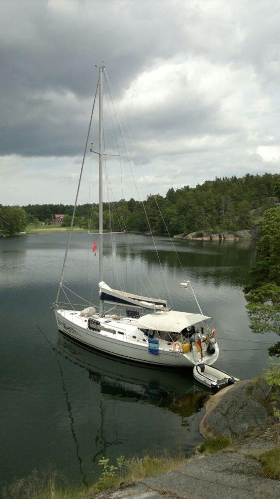 Segeltörn Ostsee