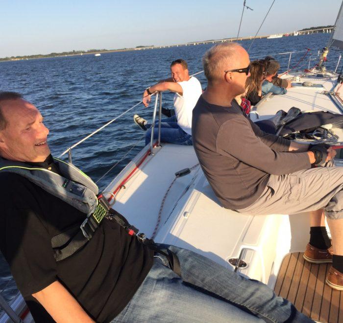 Regatta Segeln Stralsund, Mittwochsregatta