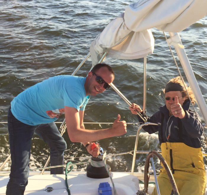 Mitsegeln Stralsund, Mittwochsregatta, Regatta segeln Stralsund