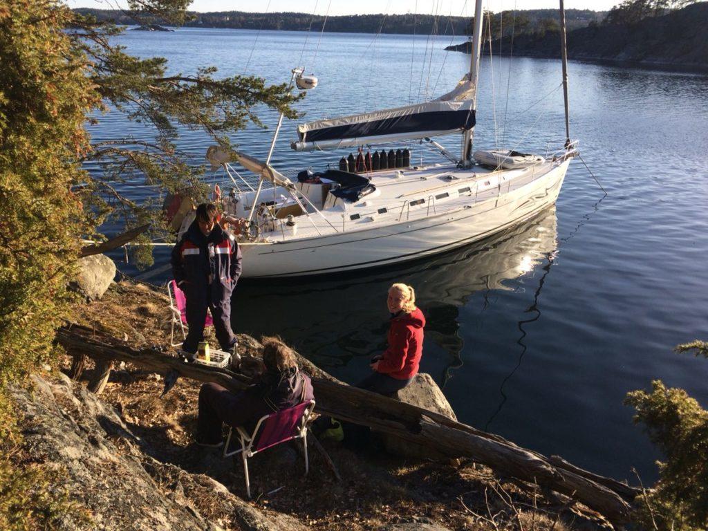 Stralsund Yacht Chartern. Segeltörn Ostsee chartern. Charteryacht OstseeMitsegeln Stockholm Schären Segeltörn
