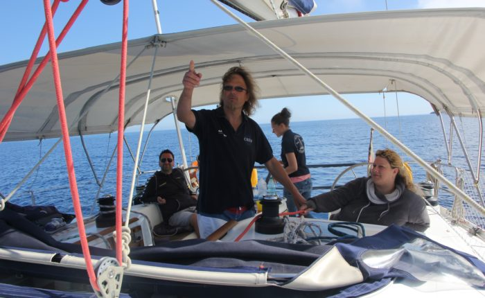 Skipper, Service Ostsee, Nordsee, Mittelmeer, weltweit