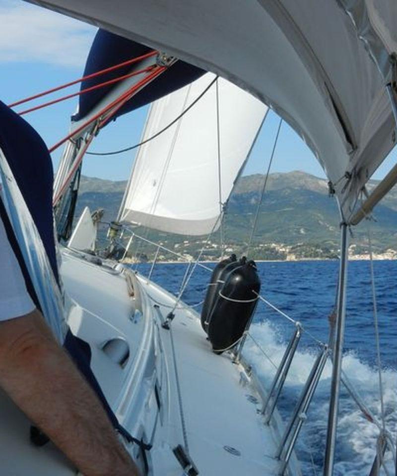 Segeltörn Mitsegeln Mittelmeer