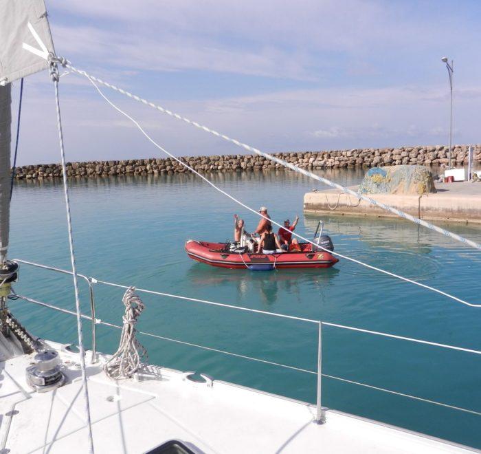 Segeltörn Mittelmeer Griechenland Korfu
