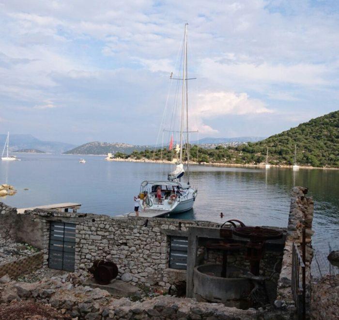 Segeltörn Mittelmeer, Segeln Griechenland Athen Ionisches Meer