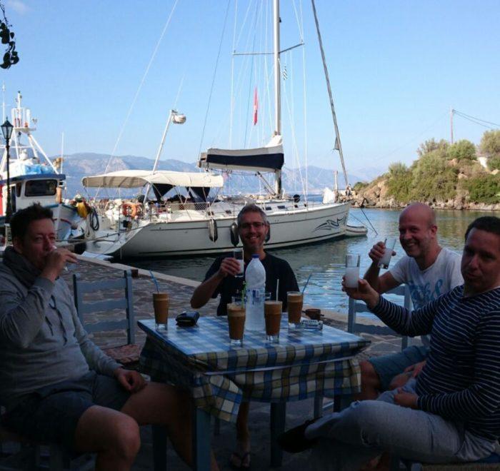 Segeltörn Griechenland. Mitsegeln ab Athen