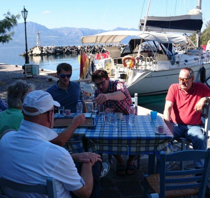 Segeltörn Griechenland, Mitsegeln Griechenland, Familiensegeln Griechenland