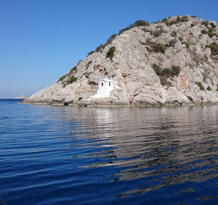 Segeltörn und MItsegeln Griechenland