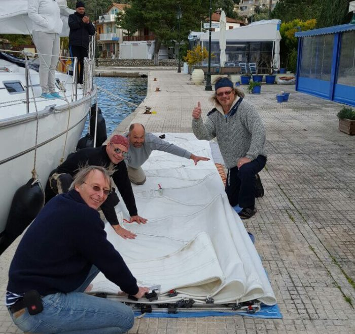 Skipper Griechenland, Skipper MIttelmeer, Crew Mittelmeer
