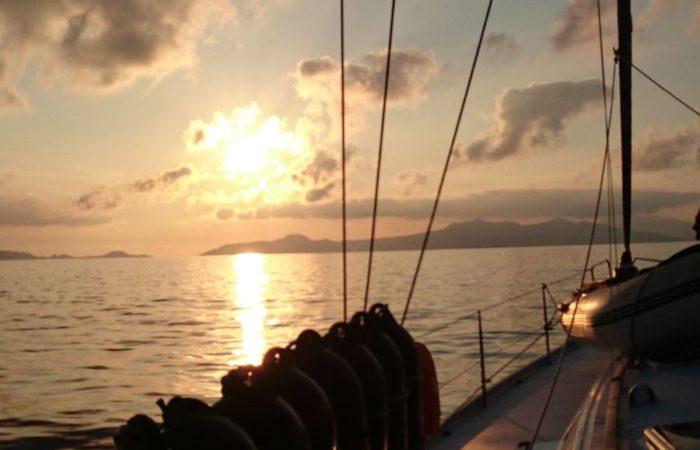 Mitsegeln Mittelmeer