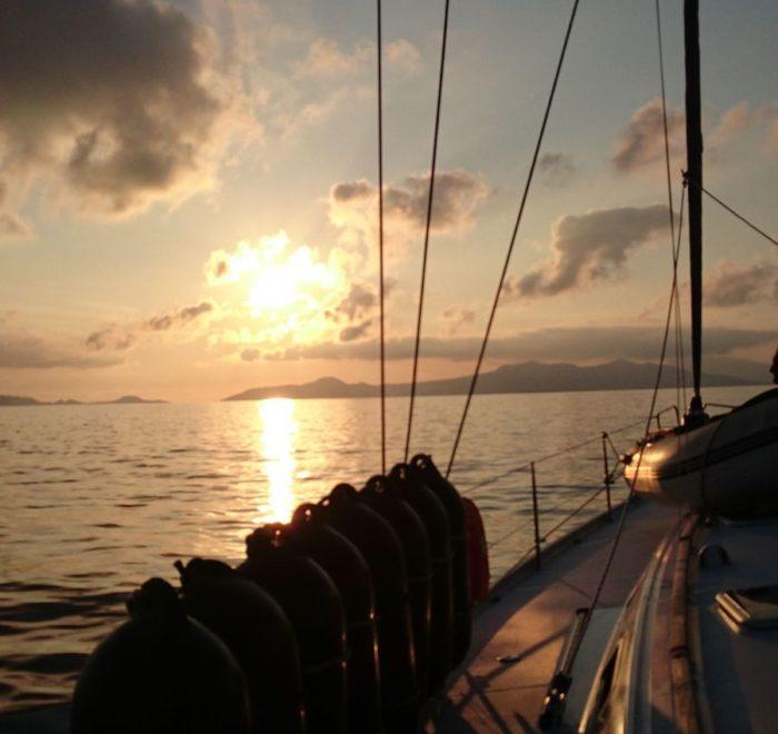 Mitsegeln Mittelmeer Griechenland Sizilien