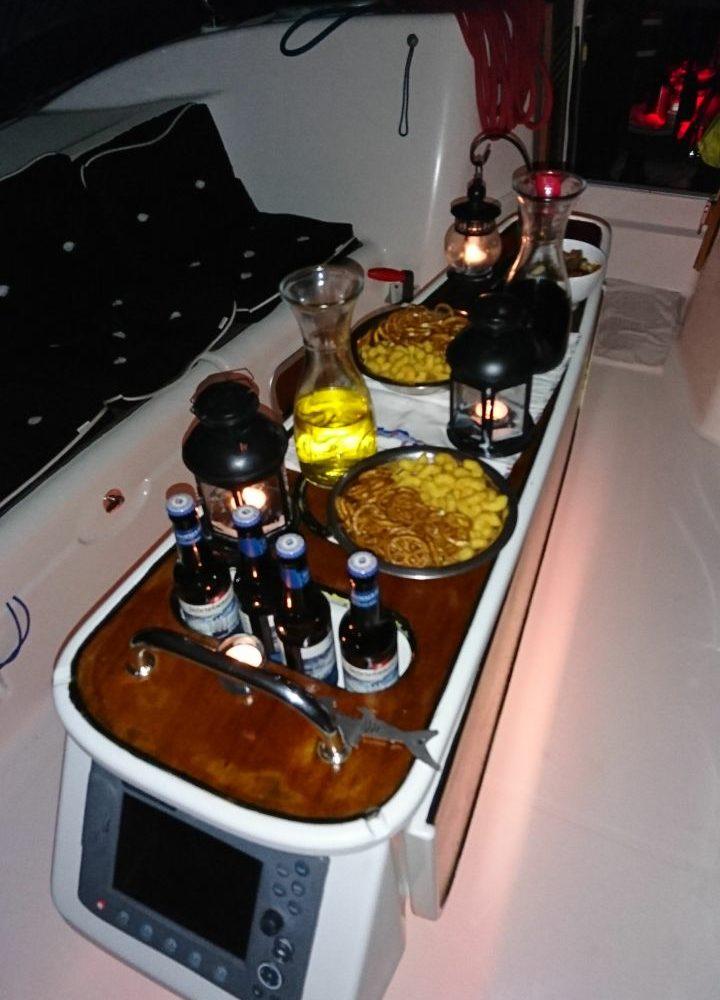 Störtebeker Festspiele, Party unter Segeln, Junggesellenabschied, Mitsegeln Ostsee ab Stralsund
