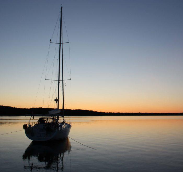 Mitsegeln Ostsee