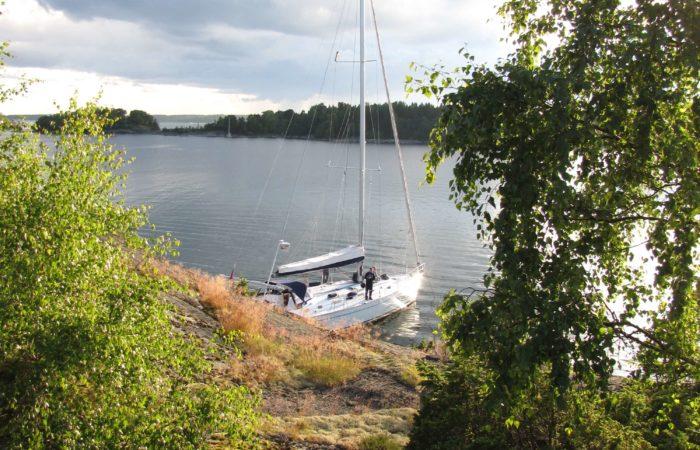 Segeltörn Ostsee. Segeln Finnland, Segeln Aland, Segeln Schweden