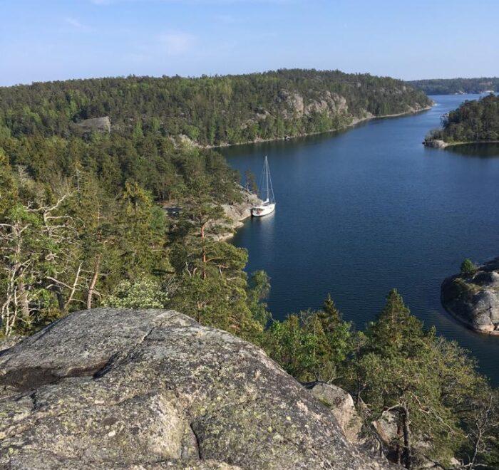 Mitsegeln Segeltörn Schweden Schären