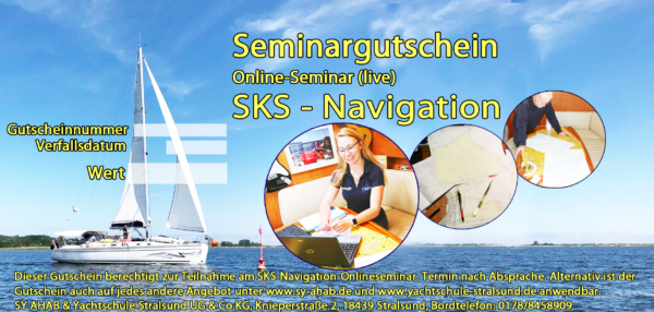 SKS Navigation Online Webinar, Seminar, Viedeokonferenz