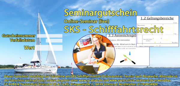 Online Seminar SKS Theorie Schifffahrtsrecht