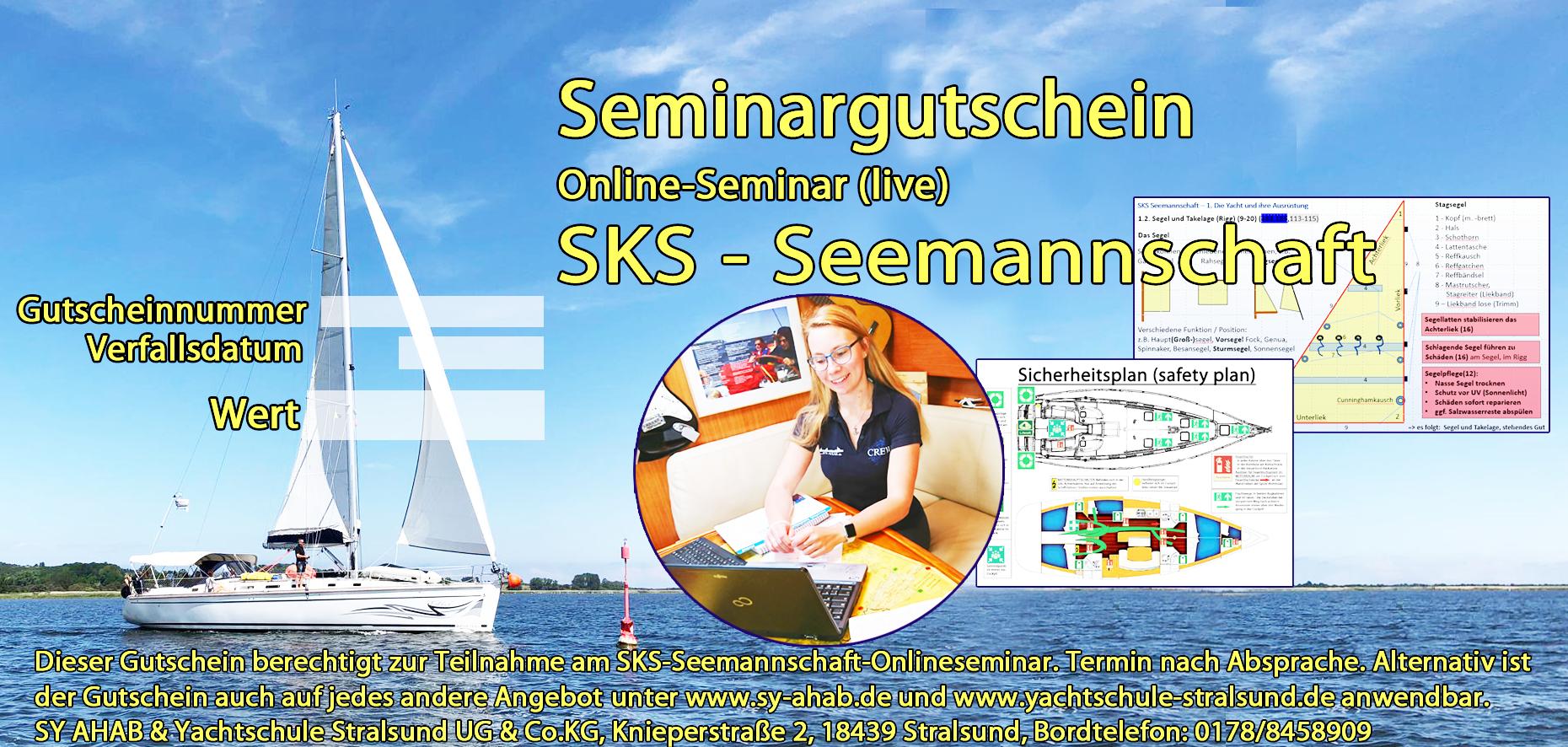 Online Seminar SKS Theorie Seemannschaft